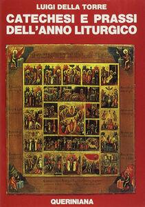 Catechesi e prassi dell'anno liturgico