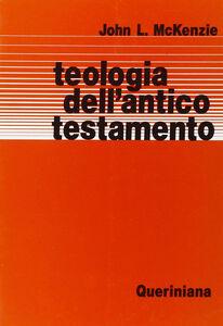 Libro Teologia dell'Antico Testamento John L. McKenzie