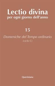 Libro Lectio divina per ogni giorno dell'anno. Vol. 15: Domeniche del tempo ordinario (ciclo C).