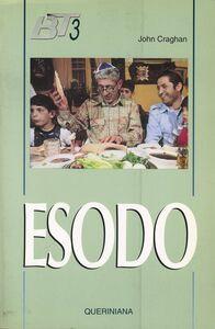 Foto Cover di Esodo, Libro di John Craghan, edito da Queriniana
