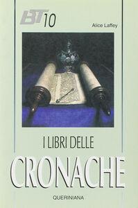 Libro I libri delle Cronache Alice Laffey