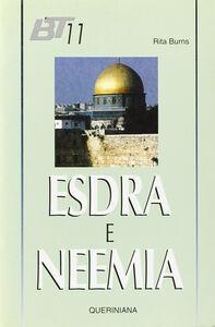 Libro Esdra e Neemia Rita Burns