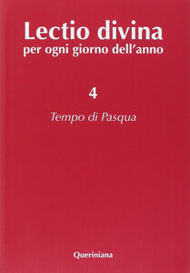 Libro Lectio divina per ogni giorno dell'anno. Vol. 4: Tempo di Pasqua.