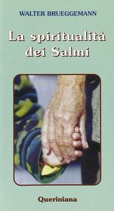 Libro La spiritualità dei Salmi Walter Brueggemann