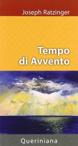 Libro Tempo di avvento Benedetto XVI (Joseph Ratzinger)