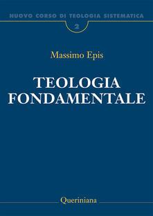 Nuovo corso di teologia sistematica. Vol. 2: Teologia fondamentale. La ratio della fede cristiana..pdf