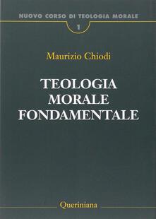 Nuovo corso di teologia morale. Vol. 1: Teologia morale fondamentale..pdf
