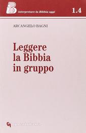 Leggere la Bibbia in gruppo