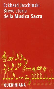 Camfeed.it Breve storia della musica sacra Image