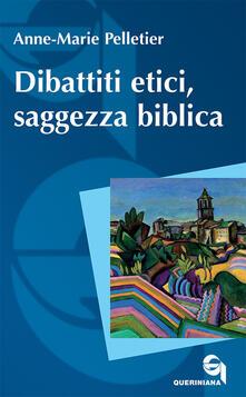 Voluntariadobaleares2014.es Dibattiti etici, saggezza biblica Image