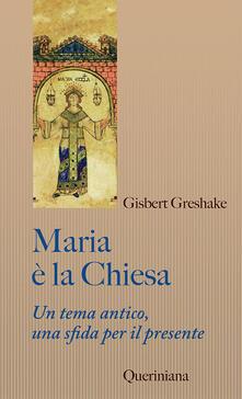 Daddyswing.es Maria è la Chiesa. Tema antico, una sfida per il presente Image