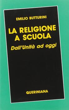 Ristorantezintonio.it La religione a scuola. Dall'unità ad oggi Image