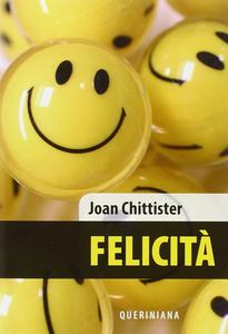 Libro Felicità Joan Chittister