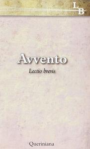 Libro Avvento. Lectio brevis Mauro Orsatti