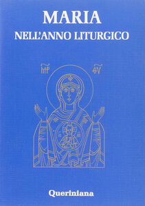 Libro Maria nell'anno liturgico