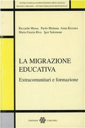 La migrazione educativa. Extracomunitari e formazione