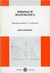 Istituzioni di matematica