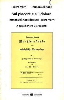 Antondemarirreguera.es Sul piacere e sul dolore. Immanuel Kant discute Pietro Verri Image