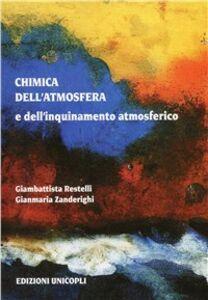 Chimica dell'atmosfera e dell'inquinamento atmosferico