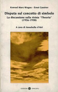 Disputa sul concetto di simbolo. La discussione sulla rivista «Theoria» (1936-1938)