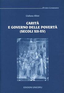 Libro Carità e governo delle povertà (secoli XII-XV) Giuliana Albini
