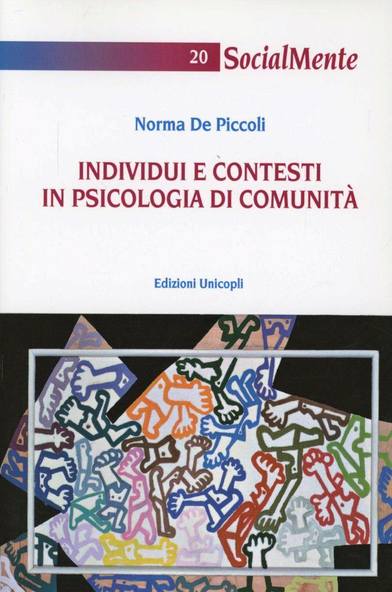 Individui e contesti in psicologia di comunità