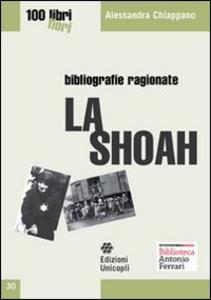 Libro La Shoah Alessandra Chiappano