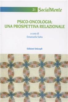 Amatigota.it Psico-oncologia. Una prospettiva relazionale Image