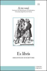 Ex libris (biblioteche di scrittori)