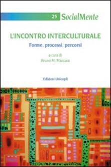 Winniearcher.com L' incontro interculturale. Forme, processi, percorsi Image