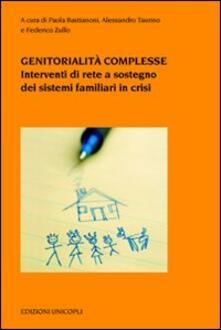 Tegliowinterrun.it Genitorialità complesse. Interventi di rete a sostegno dei sistemi familiari in crisi Image