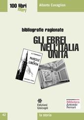 Gli ebrei nell'Italia unita