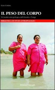 Il peso del corpo. Un'analisi antropologica dell'obesità a Tonga