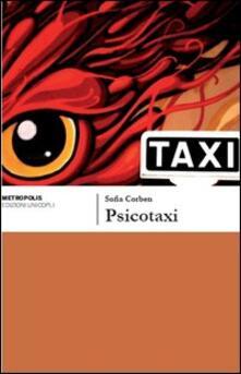 Psicotaxi - Sofia Corben - copertina