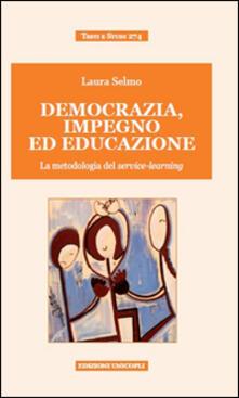 Librisulrazzismo.it Democrazia, impegno ed educazione. La metodologia del service-learning Image