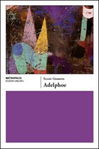 Libro Adelphoe Sossio Giametta