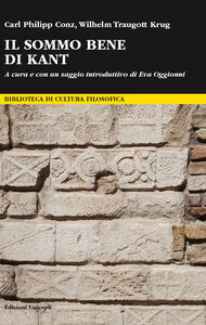 Libro Il sommo bene di Kant Carl Philipp Conz , Wilhelm Traugott Krug
