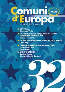 Comuni dEuropa. Vol. 32.pdf