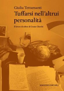 Amatigota.it Tuffarsi nell'altrui personalità. Il lavoro di editor di Grazia Cherchi Image