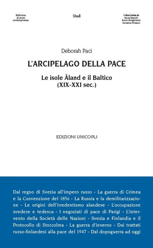 L' arcipelago della pace. Le isole Åland e il Baltico (XIX-XXI sec.)