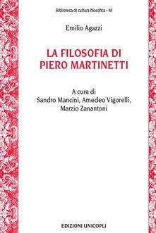 Grandtoureventi.it La filosofia di Piero Martinetti Image