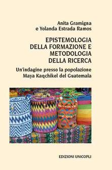 Radiospeed.it Epistemologia della formazione e metodologia della ricerca. Un'indagine presso la popolazione Maya Kaqchikel del Guatemala Image