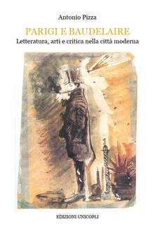 Amatigota.it Parigi e Baudelaire. Letteratura, arti e critica nella città moderna Image
