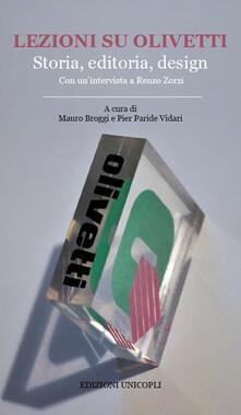 Criticalwinenotav.it Lezioni su Olivetti. Storia, editoria, design Image