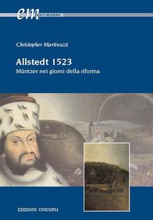 Steamcon.it Allstedt 1523. Müntzer nei giorni della riforma Image