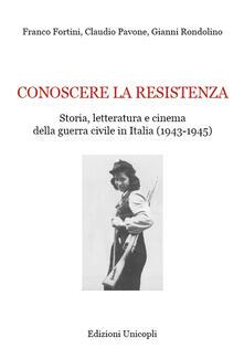 Recuperandoiltempo.it Conoscere la resistenza. Storia, letteratura e cinema della guerra civile in Italia (1943-1945) Image