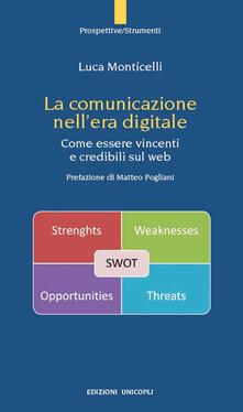 Winniearcher.com La comunicazione nell'era digitale. Come essere vincenti e credibili sul web Image