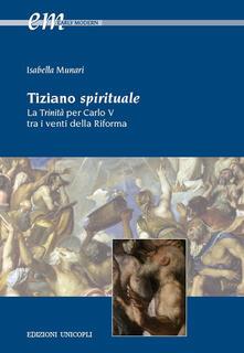 Radiospeed.it Tiziano spirituale. La Trinità per Carlo V tra i venti della Riforma Image