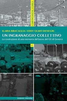 Ipabsantonioabatetrino.it Un ingranaggio collettivo. La costruzione di una memoria dal basso del G8 di Genova Image