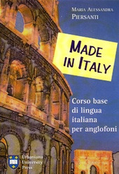 Made in Italy. Corso base di lingua italiana per anglofoni
